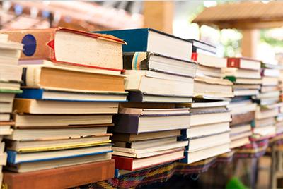 Wohin mit gebrauchten Büchern