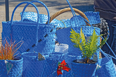 Upcycling für Handtaschen