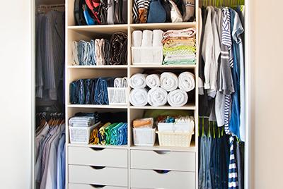 astuces pour ranger ses vêtements