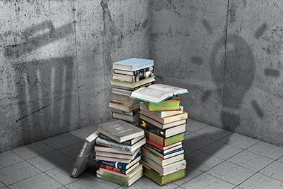 Se débarasser de ses vieux livres